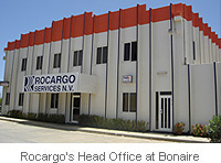 Rocargo's Head Office